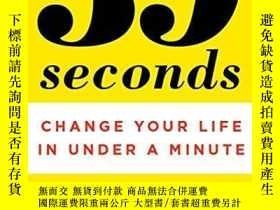 二手書博民逛書店59罕見SecondsY256260 Richard Wiseman Anchor 出版2010