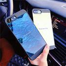 【紅荳屋】情侶英文Iphone6/7亞克力鏡面Iphone6/7 plus手機殼