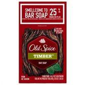 美國原裝Old Spice香水皂-Timber木香*12