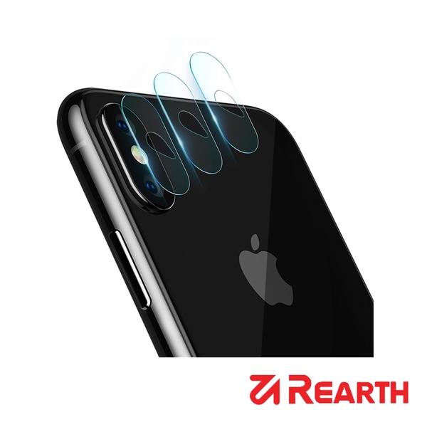 Rearth Apple iPhone X/Xs/Xs Max 鏡頭保護貼(三片裝)