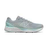 New Balance女款藍綠色復古慢跑鞋-NO.W880G10
