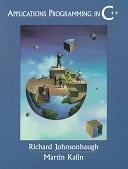 二手書博民逛書店 《Applications Programming in C++》 R2Y ISBN:0137489633│Pearson