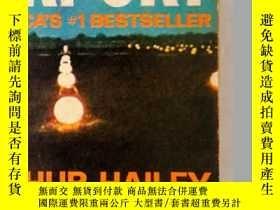 二手書博民逛書店Airport《機場》(英國進口罕見英文原版 阿瑟·黑利經典小說)Y142342 Arthur Hailey