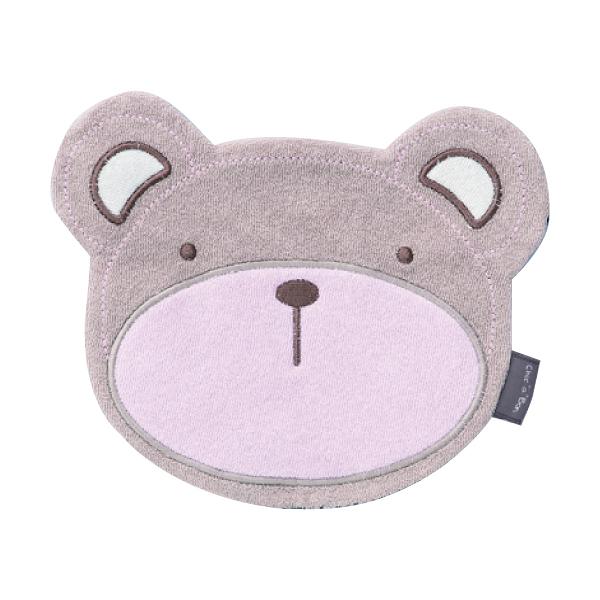 奇哥 響紙安撫巾 熊熊