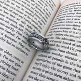 戒指 19 STUDIO 韓國東大門ins韓版簡約鈦鋼情侶款飾品鍊條戒指 男女 曼慕衣櫃