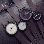 正韓創意簡約時尚情侶手錶一對學生大氣時尚腕錶男錶女錶WY