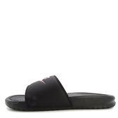 Nike WMNS Benassi JDI [343881-007] 女鞋 拖鞋 涼鞋 輕量 舒適 避震 緩衝 黑 粉紅
