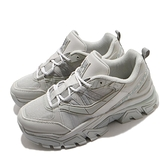 Fila 老爹鞋 Z Buffer 2 灰 全灰 厚底增高 休閒鞋 男鞋 女鞋 韓國熱銷【ACS】 4C353V050