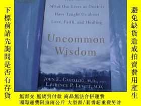 二手書博民逛書店Uncommon罕見Wisdom 英文原版書Y14635 Joh