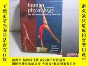 二手書博民逛書店Human罕見Physiology The Mechanisms