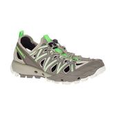 [Merrell] 女 CHOPROCK SHANDAL 多功能水陸鞋 淺棕/綠 (ML52772) 秀山莊戶外用品旗艦店