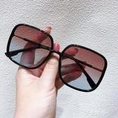 墨鏡女士年新款防紫外線偏光ins太陽眼鏡韓版潮大臉顯瘦網紅 極簡雜貨