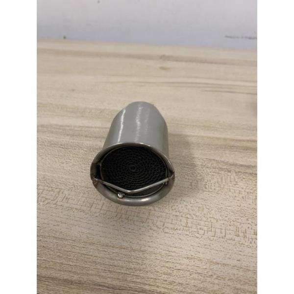 摩托車排氣管消聲器消音塞降音塞回壓芯靜音觸媒(777-8734)