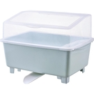 瀝水架 碗筷收納盒餐具收納箱廚房裝放碗碟大碗柜家用碗盆帶蓋碗架
