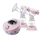 【Combi】康貝 Hello Kitty 限量版雙邊電動吸乳器