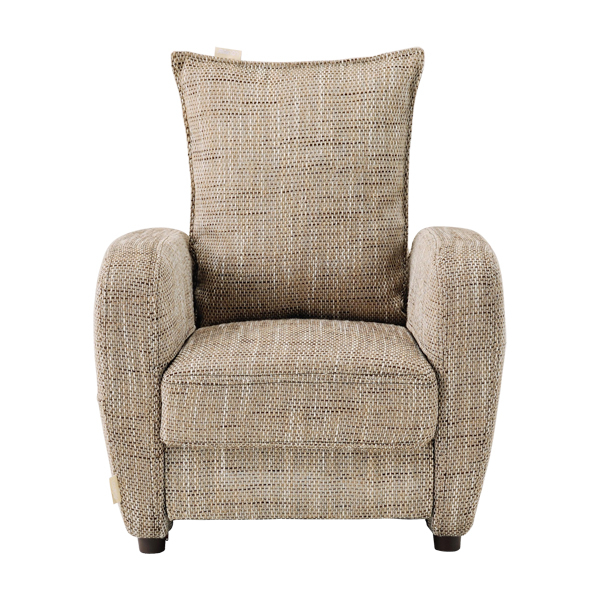 Lourdes日式小沙發按摩椅(米色)1634be
