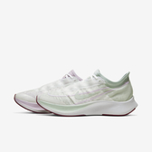 Nike W Zoom Fly 3 [CU2999-191] 女鞋 慢跑 運動 透氣 輕量 緩衝 路跑 健身 白 粉紅