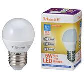 T.shine LED-白(5W)【愛買】