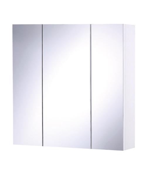 《修易生活館》 凱撒衛浴 CAESAR 三門鏡櫃80cm M948