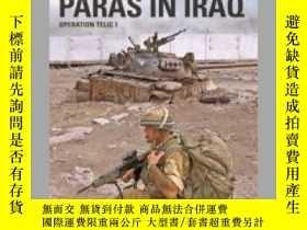 二手書博民逛書店The罕見Paras in Iraq. Operation Telic 1-伊拉克的段落。Telic 1行動Y