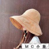 夏天大沿遮陽帽女防曬太陽帽