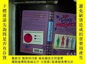 二手書博民逛書店THE罕見BOY PROJECTY180897