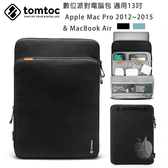 【A Shop】Tomtoc 數位派對13吋 MacBook Pro Retina / Air 保護套/電腦包