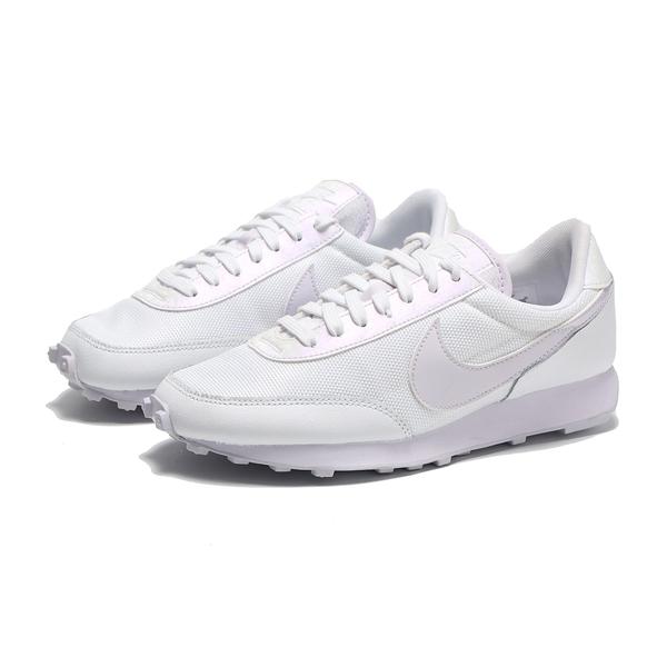 NIKE 慢跑鞋 W DAYBREAK SP 白 薰衣草紫 復古 女 (布魯克林) CU3452-100