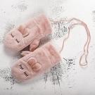 寶寶手套秋冬季保暖可愛卡通兒童手套男女童小孩手套