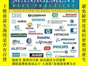 二手書博民逛書店Project罕見Management Best Practices: Achieving Global Exce