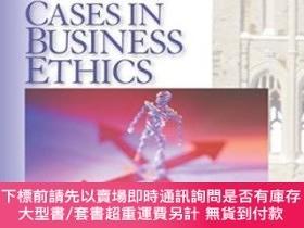 二手書博民逛書店Cases罕見In Business Ethics (the Ivey Casebook Series)Y25