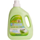 皂福無香精天然酵素肥皂洗衣精2400g【愛買】
