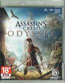 現貨中XBOXONE遊戲 刺客教條 奧德賽 Assassin's Creed Odyssey 中文亞版【玩樂小熊】