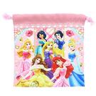 【震撼精品百貨】公主 系列Princess~迪士尼公主布面縮口袋S(公主集合)# 30274