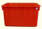 **好幫手生活雜鋪** 140L普力桶--------四角桶,方形桶,塑膠桶,海產桶,水產桶