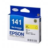 EPSON T141450 黃色墨水匣