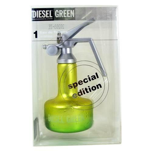 Diesel Green Feminine 愛情園丁女香水滴限量版 75ml