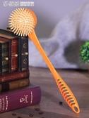 按摩棒 經絡保健按摩錘子硅膠拍打敲打捶背棒頸腰椎養生器材手動健康禮物 繽紛創意家居