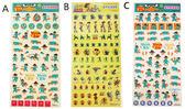 【卡漫城】貼紙 任2張 ㊣版 飛哥與小佛 泰瑞 Ferb 玩具總動員 Toy Story 胡迪 巴斯光年