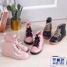 女雨鞋短筒防滑雨靴防水鞋膠鞋水靴套鞋女成人【英賽德3C數碼館】
