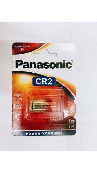 全館免運費【電池天地】Panasonic 國際牌 CR2 CR-2 3V 照相機鋰電池 拍立得MP-300 mini25 mini55 適用