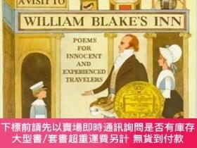 二手書博民逛書店A罕見Visit to William Blake s Inn: Poems for Innocent and E