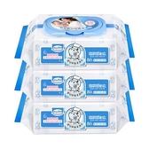 Baan貝恩 - 嬰兒保養柔濕巾80抽 3包/串