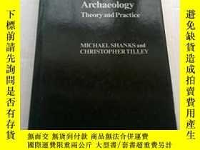 二手書博民逛書店Re-constructing罕見ArchaeologyY256260 Michael Shanks Camb