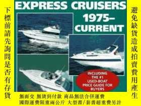 二手書博民逛書店Family罕見& Express Cruisers, 1975-Current: The McKnew Park