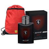 Ferrari Scuderia Ferrari Forte 法拉利極帥男性淡香精 125ml + 法拉利原廠束口後背包