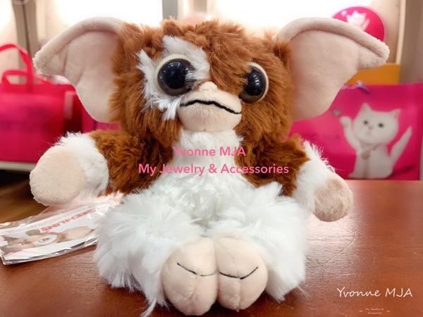 *Yvonne MJA* 日本限定 限量正版 GREMLINS 小精靈 小魔怪 坐姿娃娃 (磁鐵手腳)