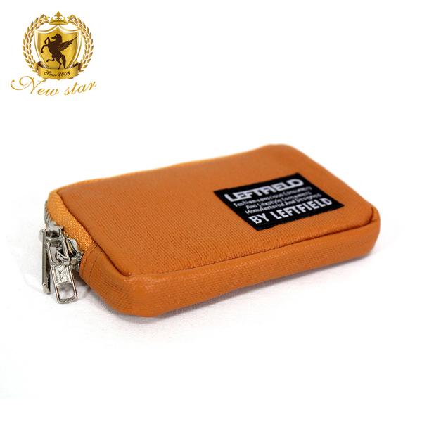 零錢包 質感拉鍊零錢包 防水帆布 NEW STAR CA61