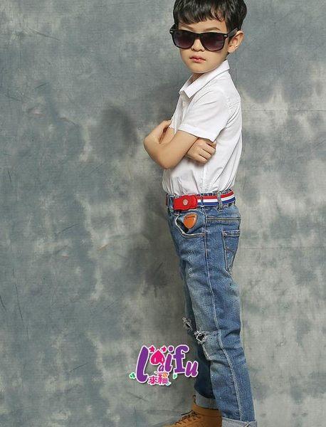 來福妹兒童腰帶,K1224腰帶兒童腰帶彈力可調扣式腰帶男女不限皮帶,售價190元