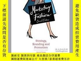 二手書博民逛書店Marketing罕見Fashion, Strategy, Br